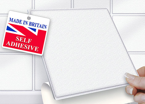 Self Adhesive Wall Tiles For Kitchens And Bathrooms Home
